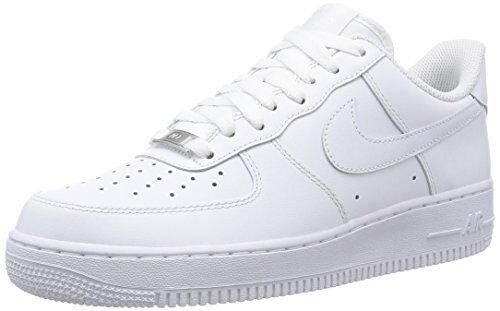 Nike Air Force 1 '07, Scarpe da Ginnastica Uomo, Bianco, 47.5