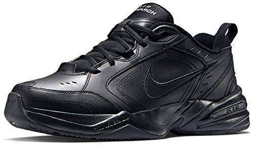 Nike Air Monarch IV, Scarpe da Fitness Uomo, Nero, 48.5 EU