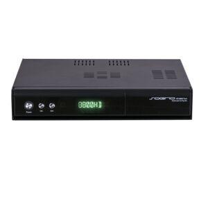 sogno ricevitore satellitare twin con cambio cornice Disco (HbbTV, Webradio, IPTV, Tuner, Full HD)
