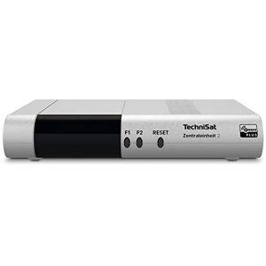 TechniSat 0000/9531 unit di Controllo Smart Home, Nero, Argento