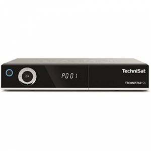 TechniSat Technistar S6 Ethernet (RJ-45), Satellite Full HD Argento set-top box TV
