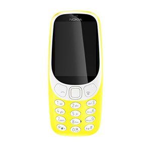 """Nokia 3310 2.4"""" 79.6g Giallo Caratteristica del telefono [Germania]"""