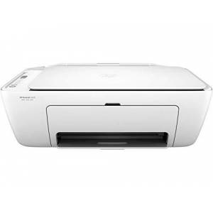 HP Deskjet 2620 Stampante Multifunzione a Getto di Inchiostro, Scanner e Fotocopiatrice, Wi-Fi, Wi-Fi Direct, 3 Mesi di Instant Ink Inclusi, App HP Smart, Bianco