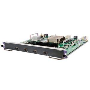 HP Enterprise 7500 4-port 40GbE QSFP+ SC Module modulo del commutatore di rete