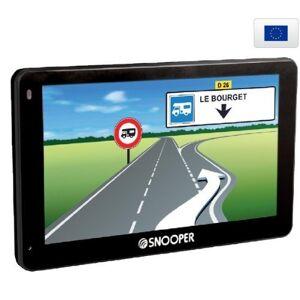 """Snooper CC5200 sistema GPS Europa centrale per 5""""(12,7 cm) per USB, colore: nero"""