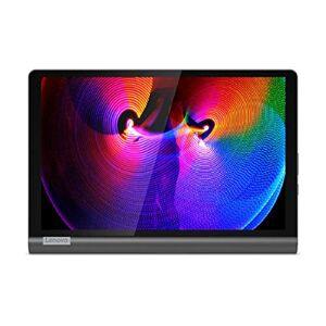 "Lenovo Yoga Smart Tab Tablet, Display 10.1"" Full HD Ips, Processore Qualcomm Snapdragon 439, 64Gb Espandibili Fino a 256Gb, 4Gb Ram, Wifi+Lte, Android Pie, Iron Grey"