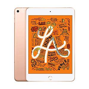Apple iPad mini (Wi-Fi + Cellular, 256GB) - Oro (Ultimo Modello)