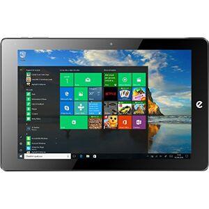 "E-Tab ET101FL/B64W3 Tablet PC, Display LCD/LED da 10.1"", Intel Atom Z8350, RAM 4 GB, Argento"