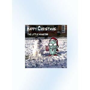 Blue Sky Sky Blue-Biglietti per la neve e my man-Biglietto di auguri di Natale, confezione da 6