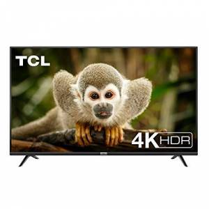 TCL 65DP602   Smart TV 3.0 Ultra Slim: Qualit Video, Assitente Google Integrato, Dolby Audio per Suoni Chiari e DInamici. Colore: Nero, 65 Pollici (Classe energetica A+)