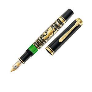 Pelikan M900 Penna stilografica TOLEDO 900 pennino F in cofanetto regalo