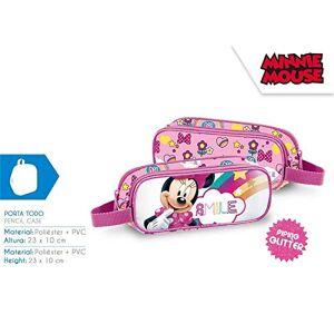 Disney Astuccio multicolore Minnie Mouse