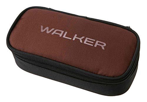 walker astuccio per la scuola decent - astuccio (clerk) ruggine.