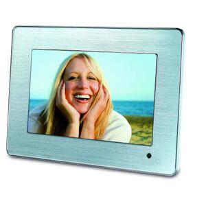 Praktica DF 1.7Cornice digitale (Display 17,8cm (7pollici), memoria interna 128MB, Widescreen)