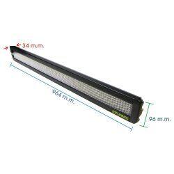 Cablematic LED segno elettronica DisplayMatic di ambra LED 120x7