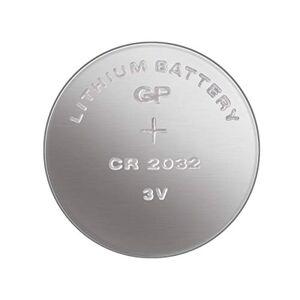 GP Batteries Batteria al litio CR2032 GP / 01er blister