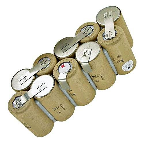 accucell batteria per tagliasiepi e cesoie gardena v12