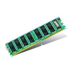 Transcend 512MB DDR DDR400 Unbuffer Non-ECC Memory memoria 0,5 GB 400 MHz