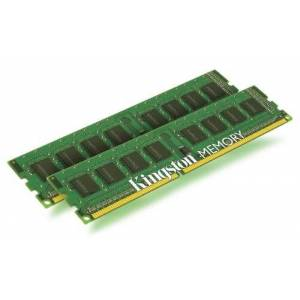 Kingston Technology ValueRAM 4GB 1066MHz DDR3 ECC CL7 DIMM (Kit of 2) with Thermal Sensor memoria Data Integrity Check (verifica integrit dati)