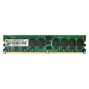 Transcend 4GB Proprietary Memory/FUJITSU-SIEMENS memoria DDR2 400 MHz Data Integrity Check (verifica integrit dati)