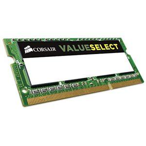 Corsair CMSO4GX3M1C1600C11 Value Select Memoria da 4 GB (1x4 GB), DDR3, 1600 MHz, CL11