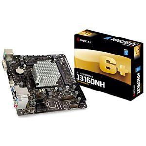 Biostar J3160NH scheda madre Mini ITX