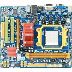 Biostar TA785G3 scheda madre Presa elettrica AM3 Micro ATX AMD 785G