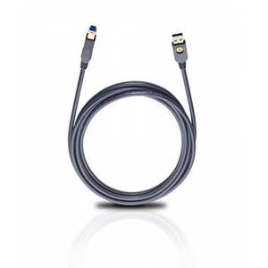 OEHLBACH USB Max A/M cavo USB 7,5 m USB A USB B Nero