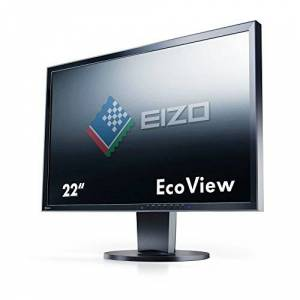 "Eizo EV2216WFS3-BK Monitor LCD, Widescreen, 22"", Nero"