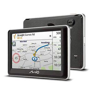 Mitac Spirit 7700 Full Europe - Navigatore GPS per Auto con mappe Europa (45 Paesi), Schermo Touch 5 Pollici, aggiornamenti autovelox e mappe a Vita