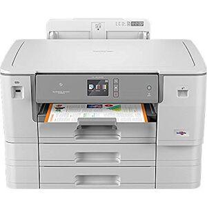Brother HL-J6100DW Stampante a Getto d'Inchiostro Colore, 1200 x 4800 DPI, A3, Wi-Fi