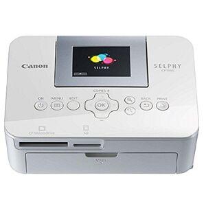Canon Selphy CP1000 Stampante Fotografica Compatta a Sublimazione, 300x300 dpi, Bianco