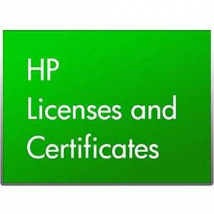 HP Enterprise StoreVirtual VSA 2014 Software 10TB 500-pack 5-year E-LTU