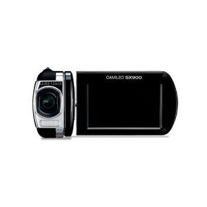 Toshiba Camileo SX900Videocamera Full HD (14Mega Pixel, Zoom Ottico 9X. Zoom, schermo da 6,9cm (2,7pollici), Stabilizzatore d' Immagine) argento
