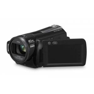 Panasonic HDC-SD20 HD Camcorder, Black