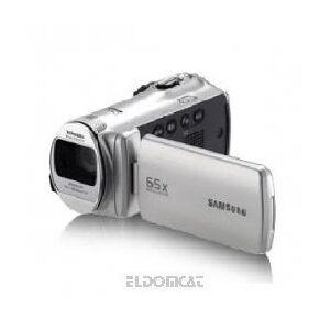 Samsung SMX-F70SP Videocamera da 5 MP, Sensore CMOS, Zoom Ottico 52x, Argento