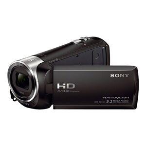 Sony HDR-CX240 Videocamera HD con Sensore CMOS Exmor R, Ottica Zeiss, Zoom Ottico 27x, SteadyShot Ottico, Nero