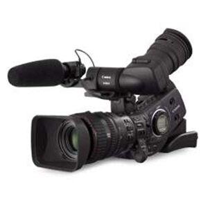 Canon Xlh1S Corpo + Ottica
