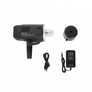 Quadralite Atlas 600 TTL - Kit luce