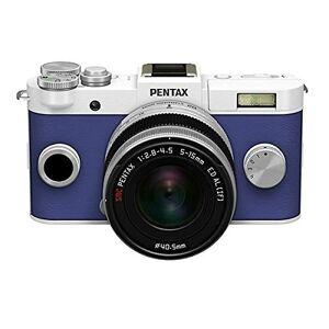 "Pentax Q-S1 - Fotocamera ibrida da 3"" (7,6 cm), 16 Mpix USB"