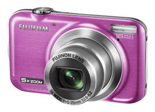 Fujifilm Fotocamera Digitala  modello: Finepix jx350; generale:rosa; sensore: CCD, 1/2.3, megapixel reali : 16 , megapixel effettivi : 16