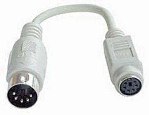 Lindy 70139 Cavo adattatore per Tastiera Mini-DIN6 F/DIN-5 M