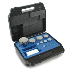 Kern & Sohn Nucleo312054Set di pesi E2ultra-compatto Form, 1G500G in acciaio inox, in valigetta di plastica312054