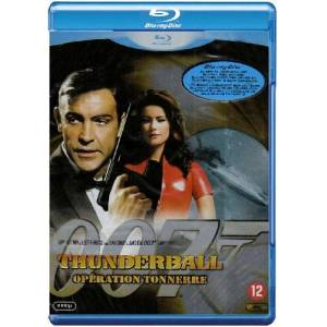 Sconosciuto Blu Ray - James Bond - Thunderball