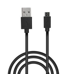 Speedlink Stream Play & Charge, Cavo USB per Controller PS4, 3 m, Nero
