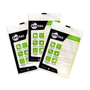 Alevar Confezione da 10 Fogli con 30 Etichette Adesive per Foglio Formato mm 21 x 21