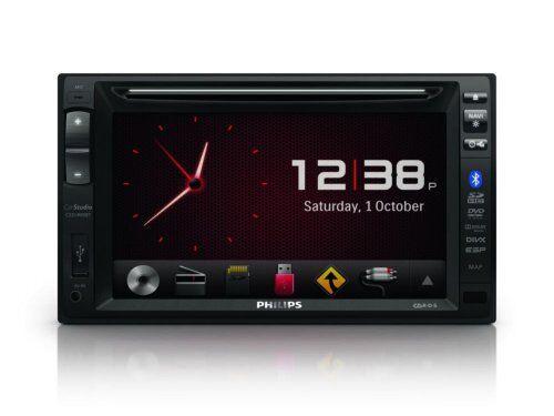 Philips Sistema audio/video per auto CED1900BT/12