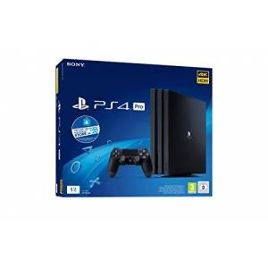 Sony PS4 PRO PlayStation Gamma Chassis + PS Live Card 20, 4K HDR, 1 TB [Esclusiva Amazon.it]