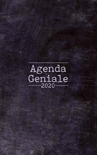 Calendario Geniale Agenda Geniale 2020