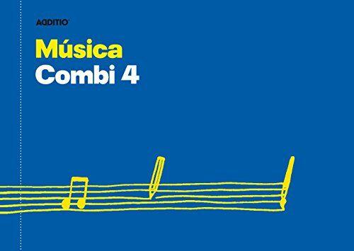 Additio M45 - Quaderno di Musica, Combi 4,